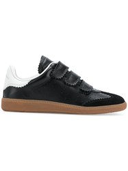 Isabel Marant Beth Basket Sneakers Black