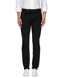 Basicon Trousers Casual Trousers Men Black