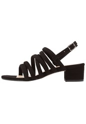 Gardenia Cerena Sandals Black