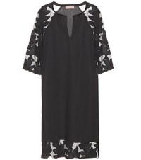 81 Hours Faith Cotton Dress Black