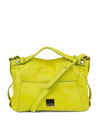 Kooba Blanche Crossbody Bag Citron