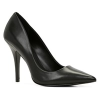 Aldo Elisia Pointy Toe High Heel Shoes Black