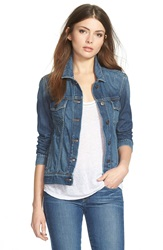 Paige 'Rowan' Denim Jacket Veruca