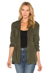 Etienne Marcel Military Jacket Army