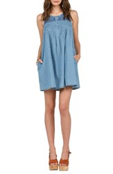 Volcom Women's Chambray Swing Dress