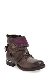 A.S.98 Women's A.S. 98 'Simon' Front Cuff Leather Boot