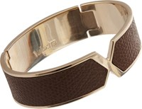 Valextra Vx Cuff Brown