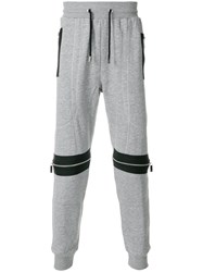 Blood Brother Batch Joggers Grey