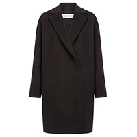 John Lewis Ruby Cocoon Coat Charcoal