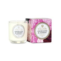 Voluspa Maison Jardin Boxed Votive Amaranth And Jasmine