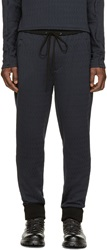 3.1 Phillip Lim Navy And Black Lounge Pants