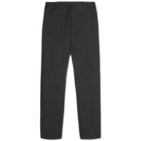 Our Legacy Relaxed Trouser Grey Fleece Wool