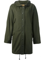 Liska 'Bailey' Parka Green