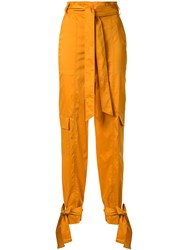 Manning Cartell High Waisted Tie Cuff Trousers 60