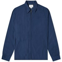 Nanamica Crew Jacket Blue
