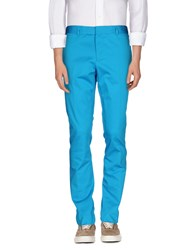 Jean Paul Gaultier Trousers Casual Trousers Men Azure