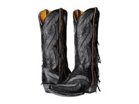 Old Gringo Choctaw Black Cowboy Boots