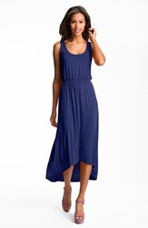 Women's Felicity And Coco High Low Hem Jersey Tank Dress Navy