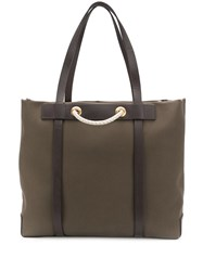 Mismo Seaside Tote Brown