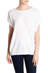 Cullen Easy Texture Shirt White