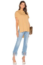 Nation Ltd. Roxanna Tunic Mustard