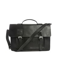 Sandqvist Black Messenger Bag