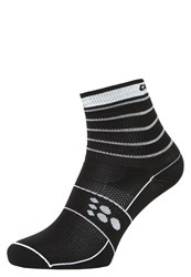 Craft Sports Socks Black Silver