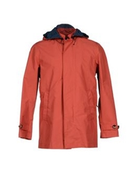 Montecore Jackets Red