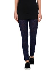 If Six Was Nine Trousers Leggings Women Blue