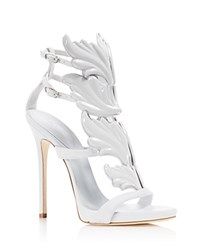 Giuseppe Zanotti Wing Caged High Heel Sandals Cam Stilla