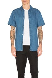 Publish Nikhil Shirt Jacket Light Indigo