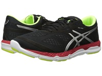 Asics 33 Fa Onyx Flash Yellow Chinese Red Men's Running Shoes Black