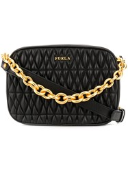 Furla Cometa Crossbody Bag Black