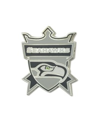 Aminco Seattle Seahawks Team Crest Pin Team Color