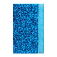 Hugo Boss Gleam Beach Towel Ocean