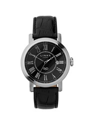 Links Of London Richmond Black Dial Watch
