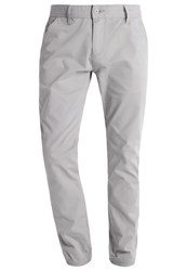 Dickies Cushman Chinos Silver Grey Light Grey