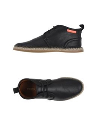 Dsquared2 Espadrilles Black