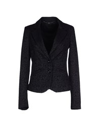 Roy Rogers Roy Roger's Suits And Jackets Blazers Women Black
