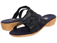 Onex Sail Navy Women's Wedge Shoes
