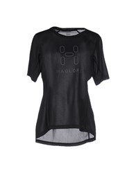 Haglofs T Shirts Black