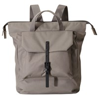 Ally Capellino Frances Ripstop Backpack Grey