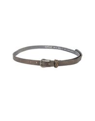 Post And Co Belts Lead