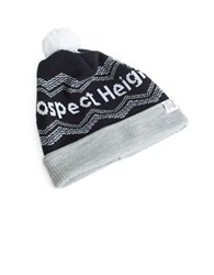 Tuck Shop Co. Prospect Heights Knit Beanie Black