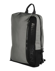 Momo Design Bags Rucksacks And Bumbags Men Black