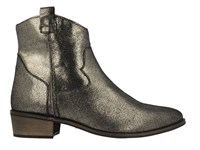 Gioseppo Yell Ankle Boots Metallic