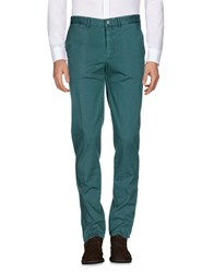 Versace Collection Casual Pants Green