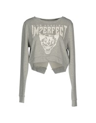 Merfect M Erfect Sweatshirts Light Grey