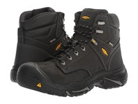 Keen Utility Mt Vernon Mid Black Industrial Shoes