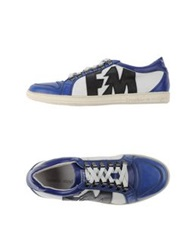 Frankie Morello Low Tops And Trainers Blue